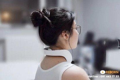 Máy massage cổ vai gáy Reborn - giải pháp tuyệt vời